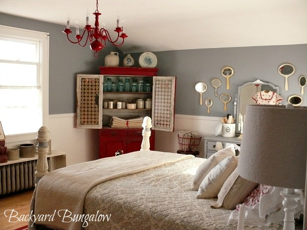 guest bedroom redecorated, bedroom ideas, home decor, View from the doorway