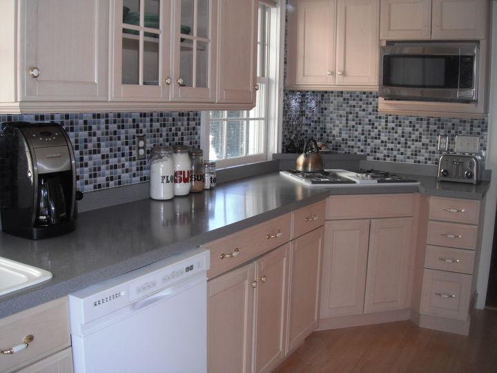 kitchen backsplash it s not tile it s a decal, kitchen backsplash, kitchen design, tiling