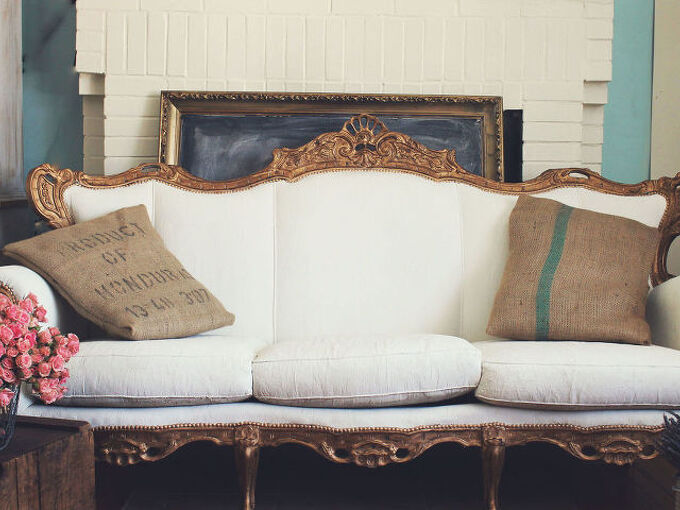 Outstanding How To Fix Faded Upholstery On Couch Hometalk Dailytribune Chair Design For Home Dailytribuneorg