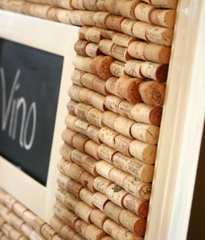 Combination Chalk/Cork board