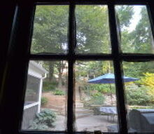 q what s the best way to remove paint from window glass, cleaning tips, windows