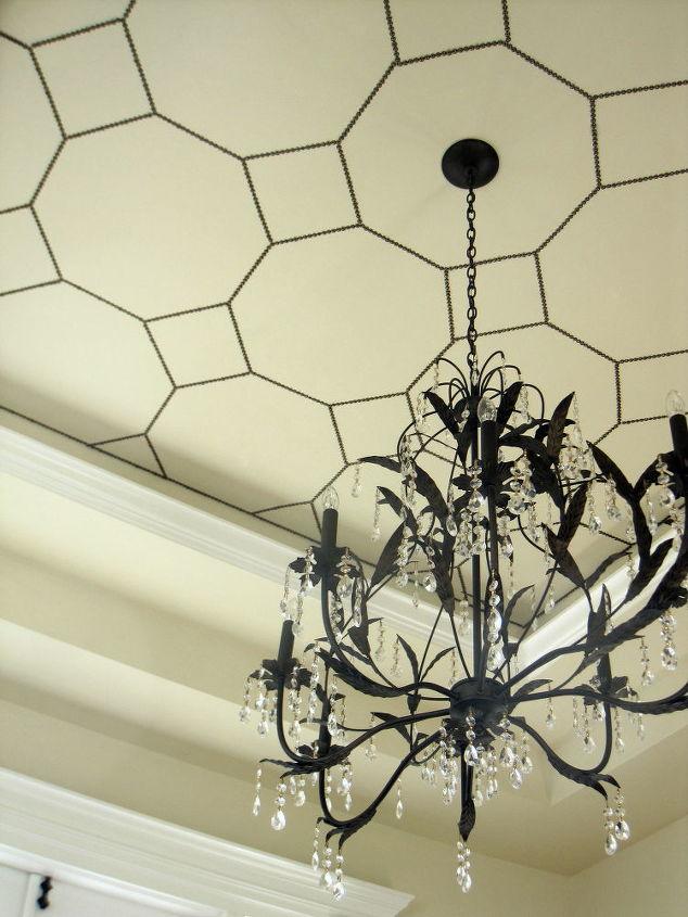 Nailhead Ceiling