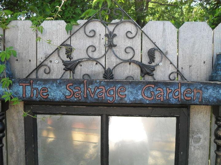 """""""The Salvage Garden"""""""