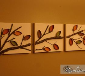 Wall Art From Toilet Paper Rolls, Crafts, Home Decor, Wall Art From Toilet
