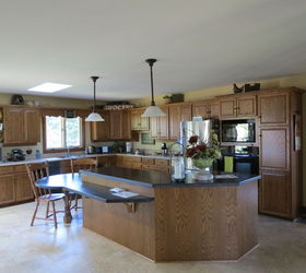 Should I Paint My Kitchen Cabinets, Kitchen Cabinets, Painting, Cabinets  And Island