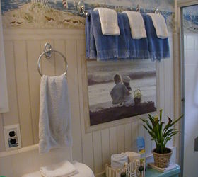 50s Bathroom Budget Facelift, Bathroom Ideas, Home Decor, All The Paint  Colors I