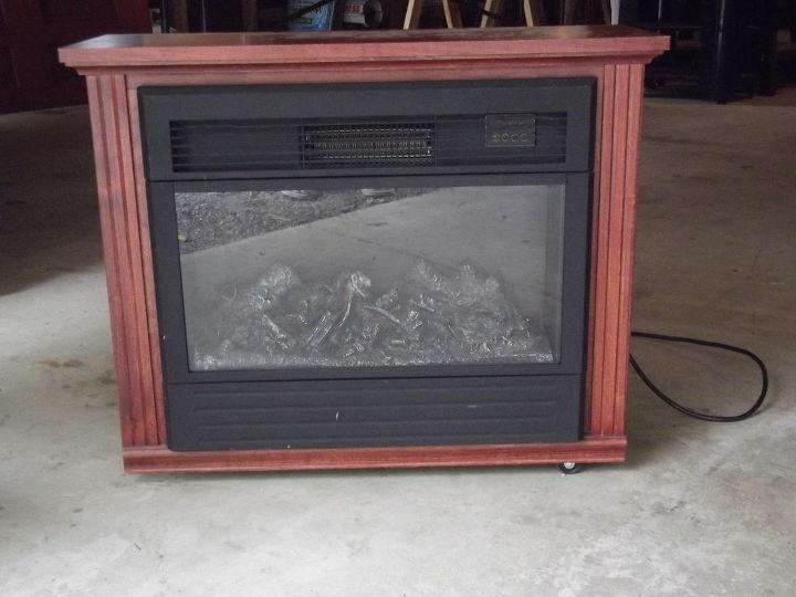 Heat Surge heater BEFORE