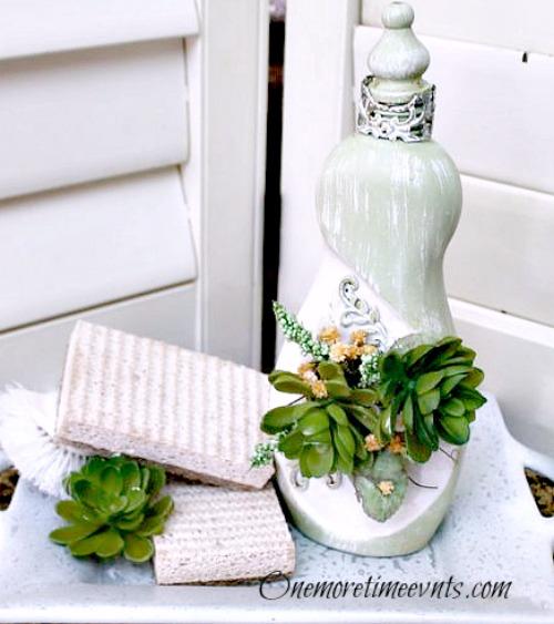 Succulent Bud Vase With Plastic Bottle Hometalk