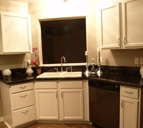 We Painted Our Countertops The System We Used Is Super Durable No Chipping  And, Countertops