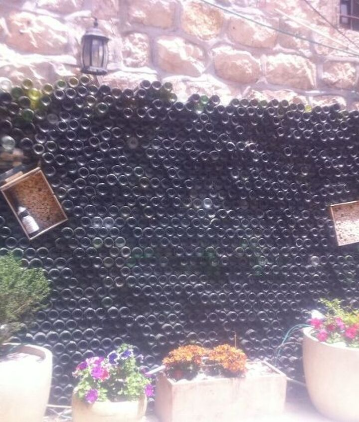 really cool use of collected glass bottles and corks nbsp i, crafts