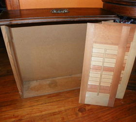a drawer transformed into an over the toilet cabinet bathroom ideas cabinets repurposing