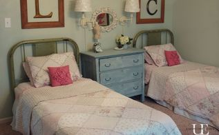 girl s vintage bedroom makeover, bedroom ideas, home decor