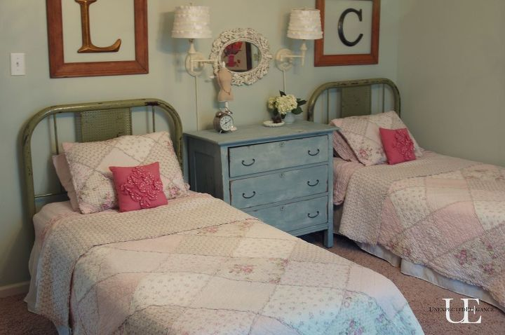 girl s vintage bedroom makeover, bedroom ideas, home decor