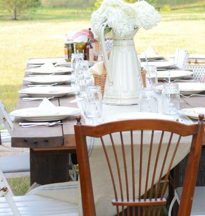 dinner in the garden, doors, outdoor living, Outdoor dining