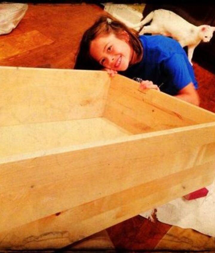 upcycle planter dresser drawer repurpose, container gardening, diy, painted furniture, repurposing upcycling