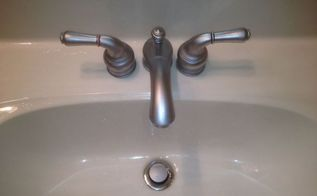 eliminate leaking bathroom faucets in less than 15 minutes, home maintenance repairs, how to, plumbing, Repair a Leaky Moen Faucet in Less Than 15 Minutes