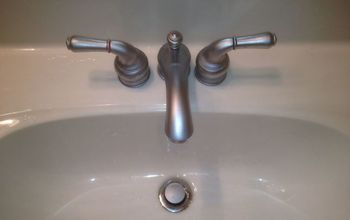 Eliminate Leaking Bathroom Faucets in Less Than 15 Minutes