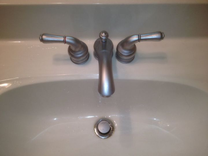 Eliminate Leaking Bathroom Faucets In Less Than 48 Minutes Hometalk Unique Leaky Bathroom Faucet