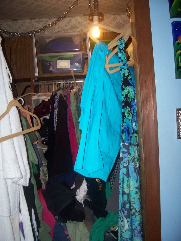 my closet and bedroom makeover, bedroom ideas, closet, organizing, the closet that didn t work