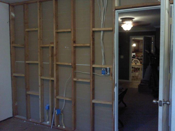 our bedroom amp walk in closet reno, closet, home improvement