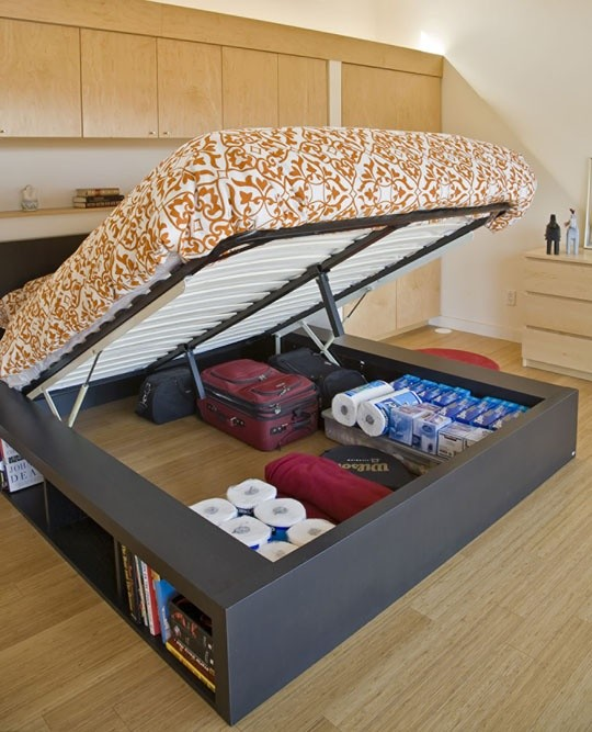 Q Under Bed Storage System Bedroom Ideas Painted Furniture This Is The Photo