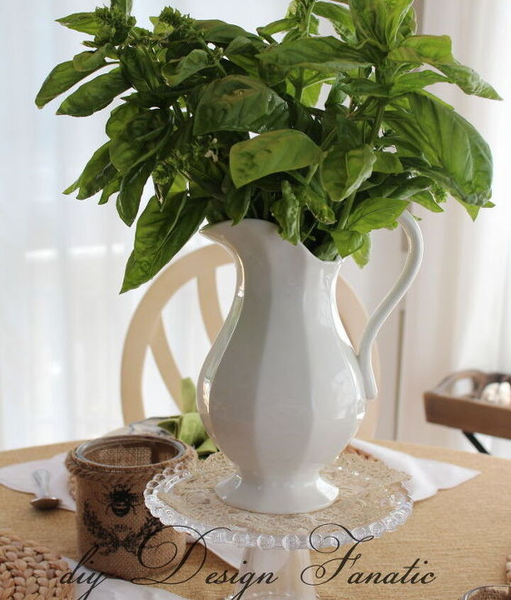 how to dry basil, container gardening, flowers, gardening, perennials
