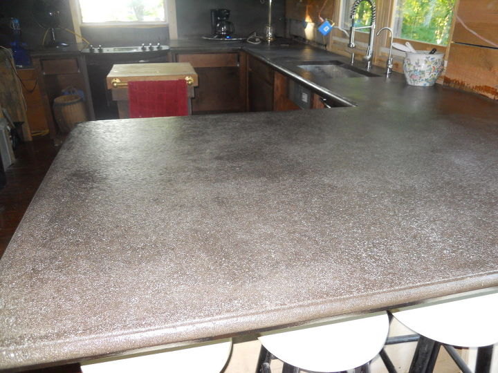 Diy Cement Counter Tops Here Is Our
