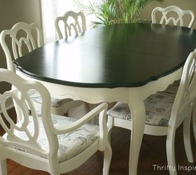 French Provincial Table Set Makeover, Chalk Paint, Home Decor, Living Room  Ideas, Part 97
