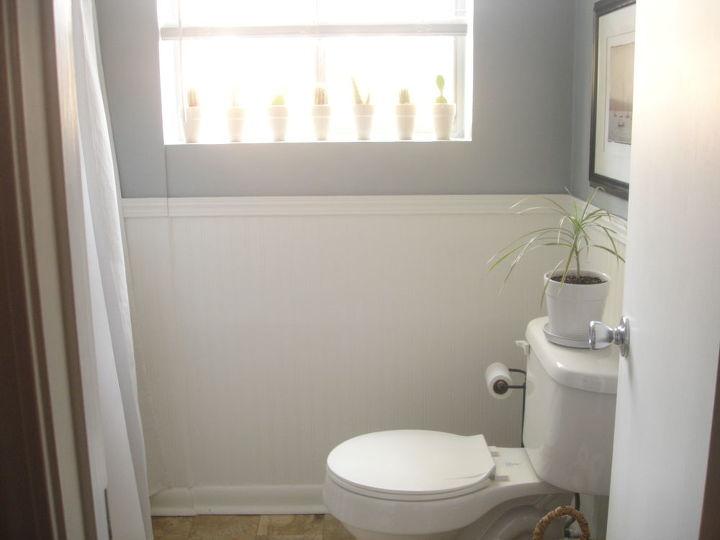 3 4 bathroom makeover, bathroom ideas, home decor, small bathroom ideas