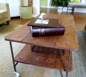 Restoration Hardware Coffee Table Knock Off, Diy, Painted Furniture,  Woodworking Projects, The