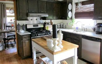 diy kitchen renovation, diy, home improvement, kitchen design