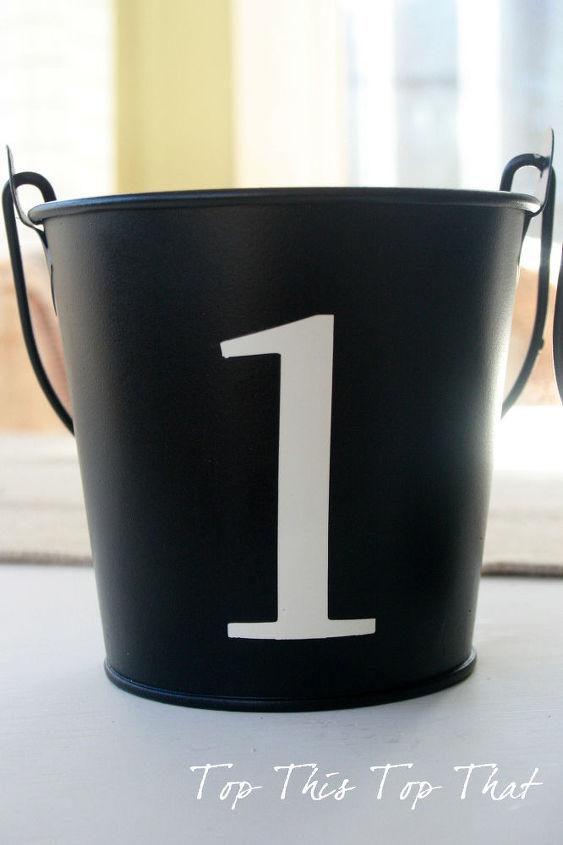 My recreated pail