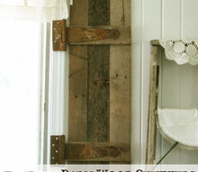 diy barn wood shutters from pallets, diy, how to, pallet, repurposing upcycling, woodworking projects