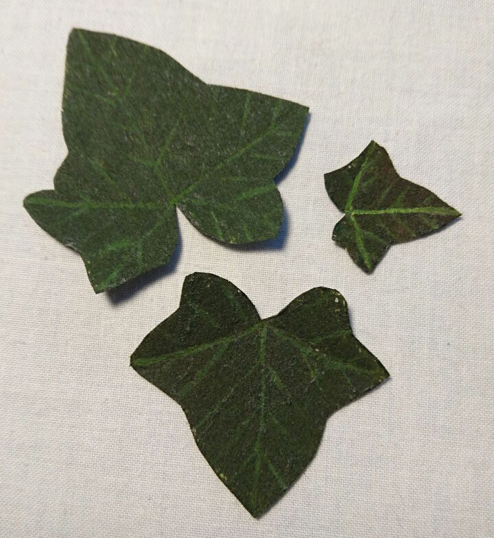 how to make an ivy leaf video, how to