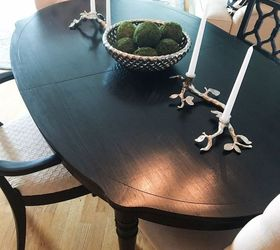 Painted Dining Room Table Ideas Part - 19: Dining Room Update Painting Dining Table Chairs, Dining Room Ideas, Painted  Furniture, Reupholster
