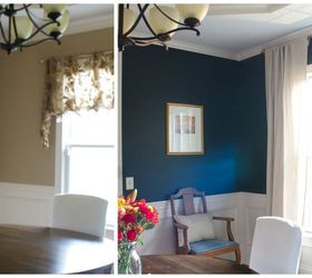 My Favorite Dark Blue Wall Color A Year Later, Paint Colors, Painting