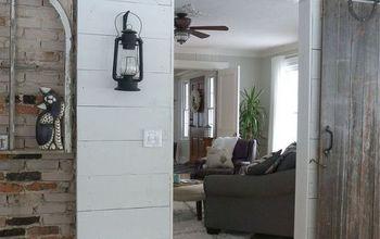 Opening Up A Doorway Between Rooms