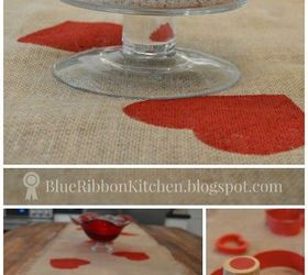 A Valentine Table Runner That S All Heart, Crafts, Seasonal Holiday Decor,  Valentines