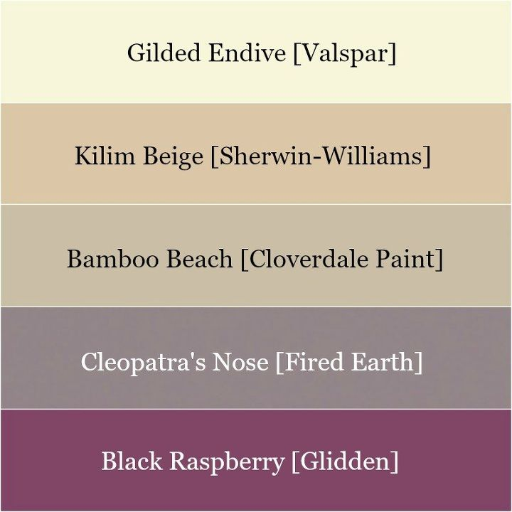 these are the top paint colors for your 2016 home hometalk. Black Bedroom Furniture Sets. Home Design Ideas