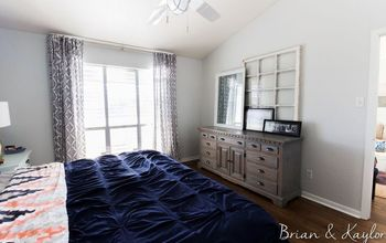 Brian & Kaylor Master Bedroom Makeover