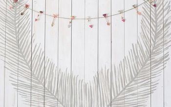 Create An Adorable Mini Arrow Garland!