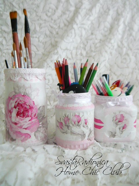 diy shabby chic desk organization hometalk. Black Bedroom Furniture Sets. Home Design Ideas