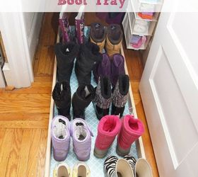 Make Roll Out Shoe Storage For Deep Closets