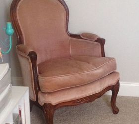 Superieur Diy Upholstery Chair First Time, How To, Painted Furniture, Reupholster