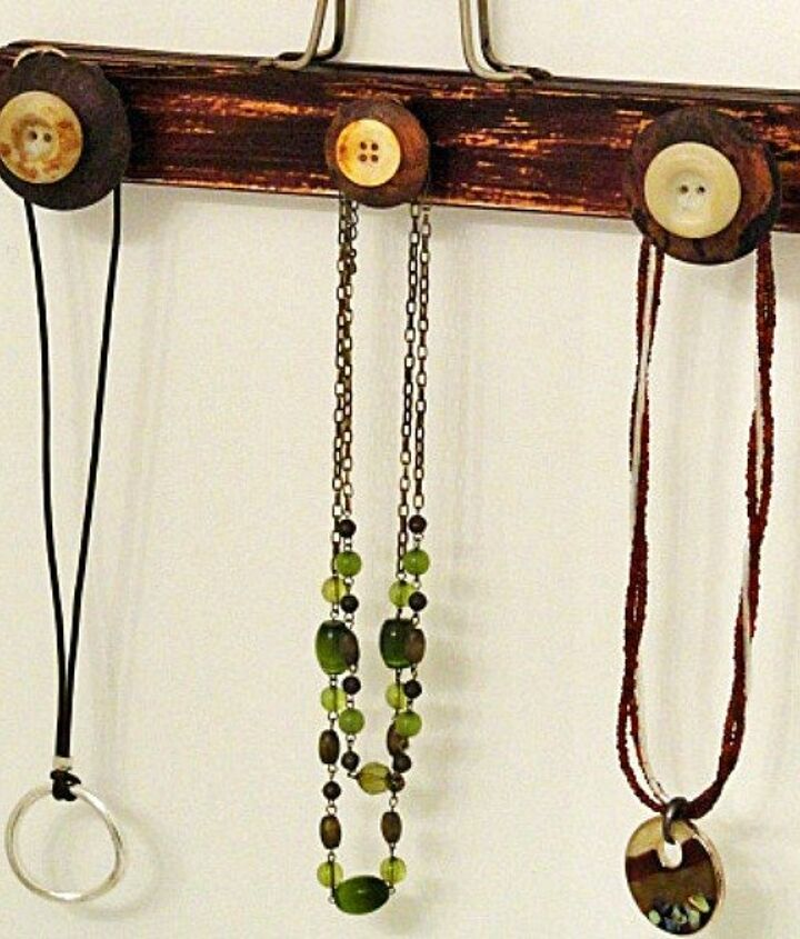 s 15 insanely smart hanger hacks you ll wish you d seen sooner, crafts, organizing, repurposing upcycling, Display and store your jewelry
