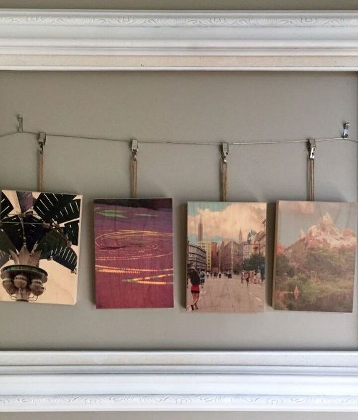 what wood you frame, repurposing upcycling, wall decor