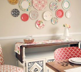 plastic plate wall home decor wall decor & Plastic Plate Wall Hack | Hometalk