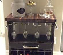 ikea rast dresser hack, dining room ideas, painted furniture, repurposing upcycling, woodworking projects