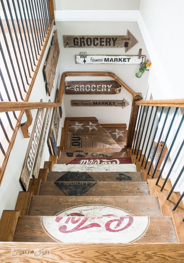 How To Spring Load Your Home With Old Signs Wear Helmut Decor