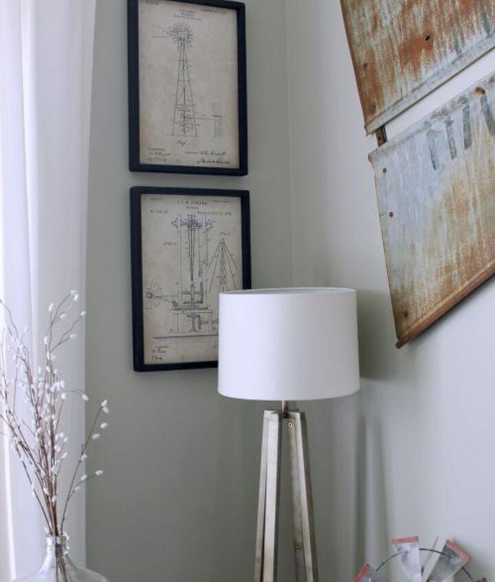 diy windmill patent print wall art wallcandy, wall decor, woodworking projects
